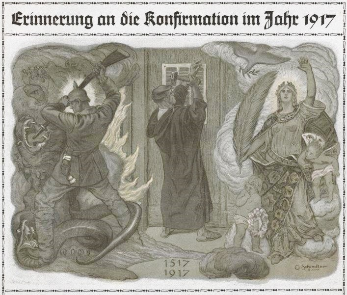 Reformation 2017 In Der Ev Kirche Der Pfalz